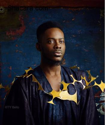 Adekunle Gold Releases New Photos As He Gears Up To Release His Debut Album