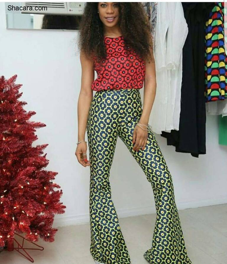APPEAR ELEGANT AND CLASSY IN THESE ANKARA STYLES