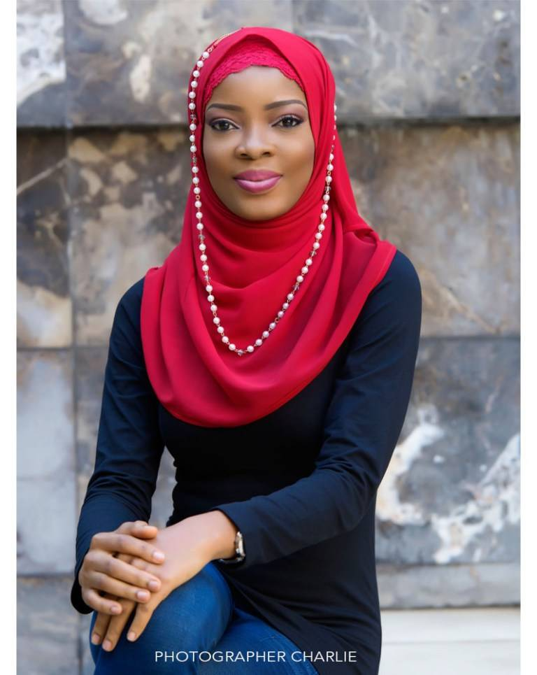 PHOTOGRAPHER CHARLIE'S INSPIRED EID HIJAB BEAUTY SHOOT THEMED THE MUSLIMAH'S PRIDE