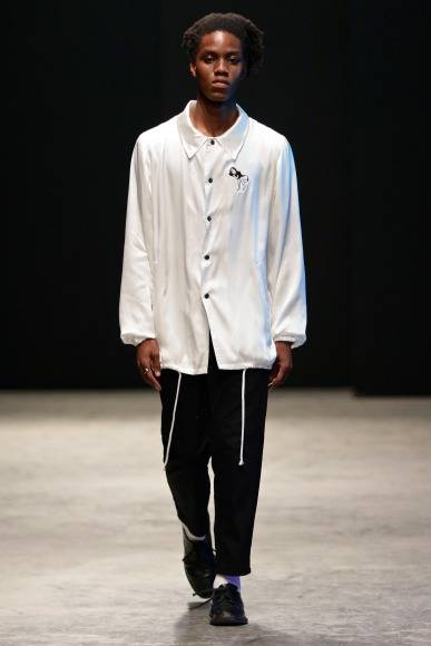 SolSol At South Africa Menswear Week 2016/2017: Cape Town