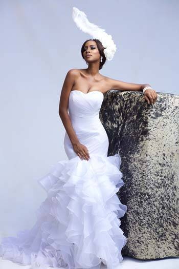 Toju Foyeh's Wedding Collection, 'Beguile' Is Every Bride's Dream!