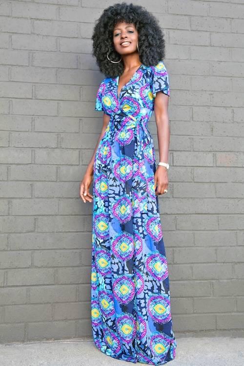 Stylish Wrap Dresses