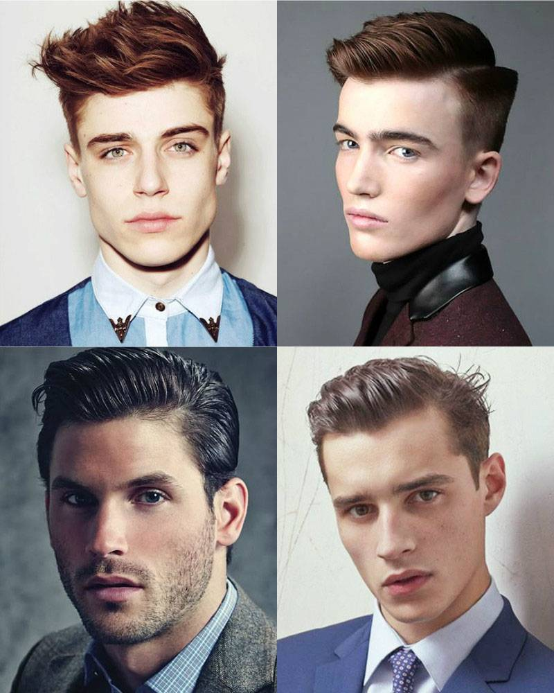 Classic Men's Hairstyles That Will Never Get Old