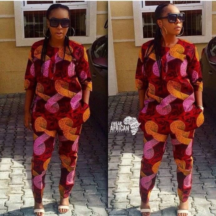 FASHIONABLE ANKARA TWO PIECE STYLES YOU NEED TO SEE