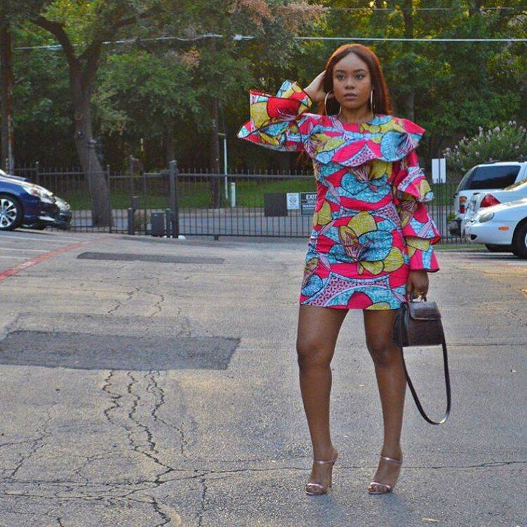 POISED OFF-DUTY ANKARA STYLES YOU SHOULD SEE