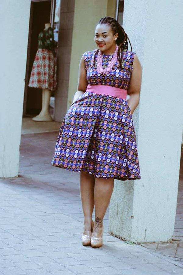 THE NOTEWORTHY PLUS-SIZE ANKARA OUTFITS FOR THE SEASON