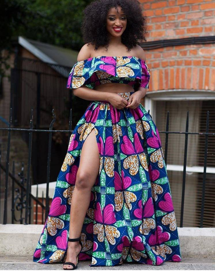 Trend Alert: African Fashion Off-Shoulder Tops/Dresses Catching Fire & The Labels Behind Them