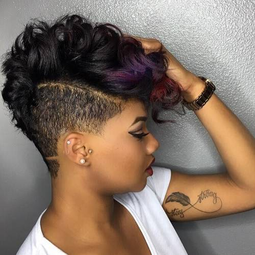 6 COOL SHORT HAIRSTYLES FOR AFRICAN WOMEN