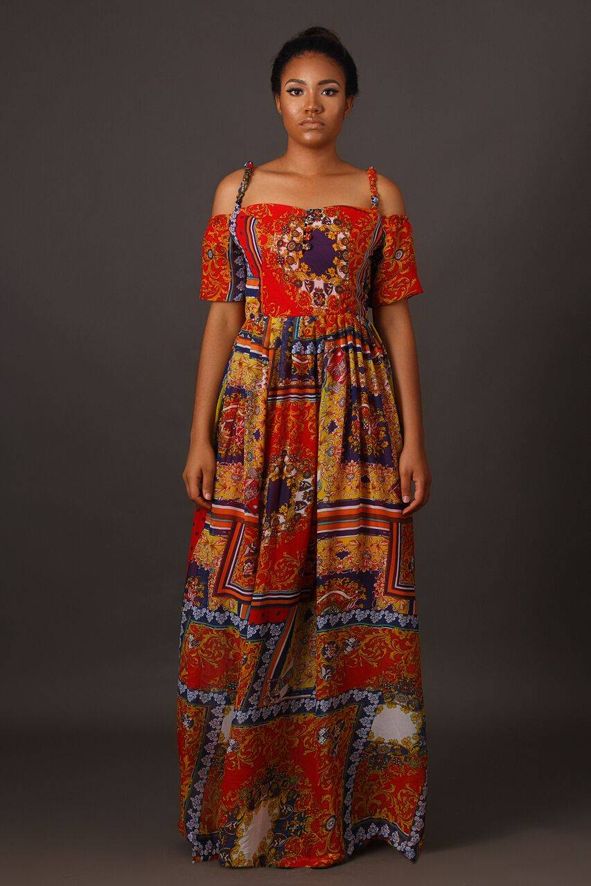 Colourful & Classy! Virgo Apparels Unveils It SS16 'Tiffany' Collection Featuring Ex-MBGN Anna Banner