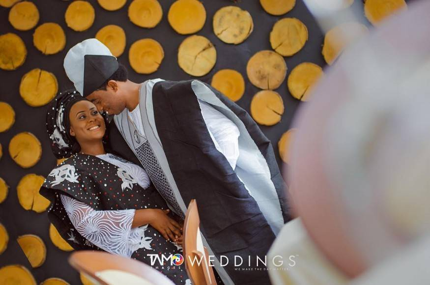 THE FOREVER YOURS IN LOVE WEDDING OF BLESSING AND ROTIMI