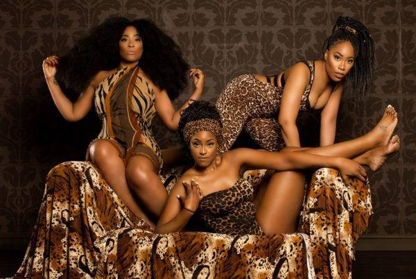AFRICAN INSPIRED PHOTOSHOOT BY THE SHIIKANE SISTERS