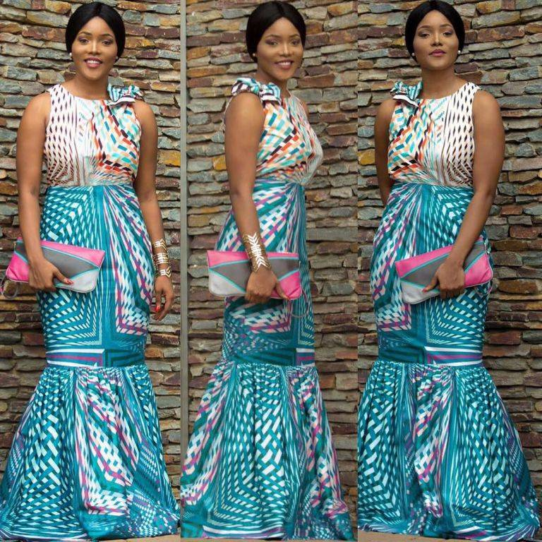 LATEST SEXY ANKARA STYLES TO SET YOU WEEKEND RIGHT