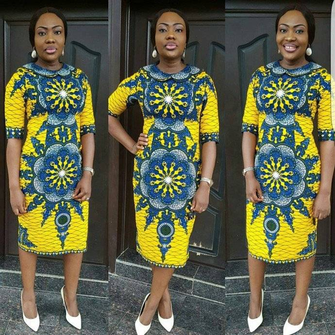 THE UNDENIABLE STYLISH WAY TO ROCK YOUR ANKARA TO WORK THIS WEEK