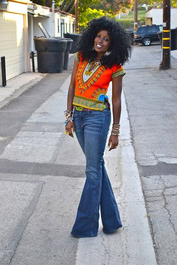 TRADITIONAL AFRICAN TUNIC ARE A WARDROBE STAPLE YOU SHOULD HAVE