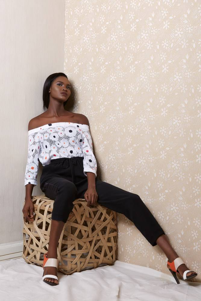 LUXURY FOR THE CONFIDENT WOMAN: KAREEMA MAK RELEASES A SEXY YET CASUAL NEW COLLECTION