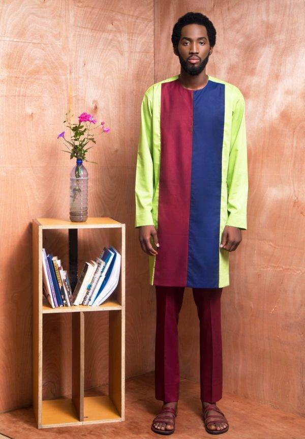 "COLLECTION LOOKBOOK:MENSWEAR MEKS BESPOKE UNVEILS IT'S ""CAPSULE"" COLLECTION"