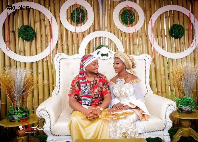 THE SHIMMERING IGBO TRADITIONAL WEDDING OF SHALOM AND CHINEDU