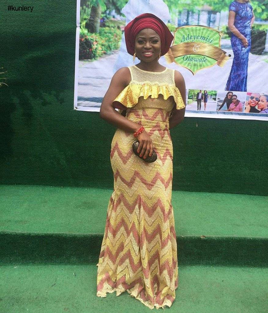 THE ASO EBI STYLES THAT REIGNED THIS PAST WEEKEND