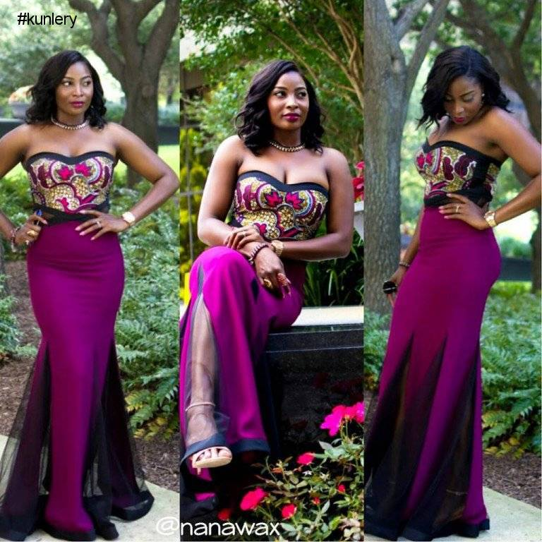 SUPER STYLISH ANKARA STYLES FOR STYLISH WIVES