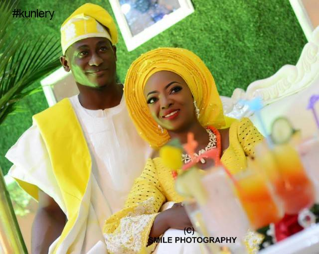 Kunbi And Lanre wedding