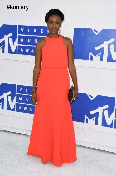 MTV VMA'S BLACK GIRL MAGIC; THE AFRO FEMALE CELEBRITY WHITE CARPET LOOK