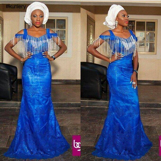 2016 ASO EBI STYLES YOU HAVEN'T SEEN BEFORE