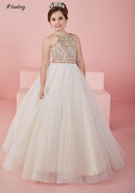 Joan Calabrese Little Bride Collection