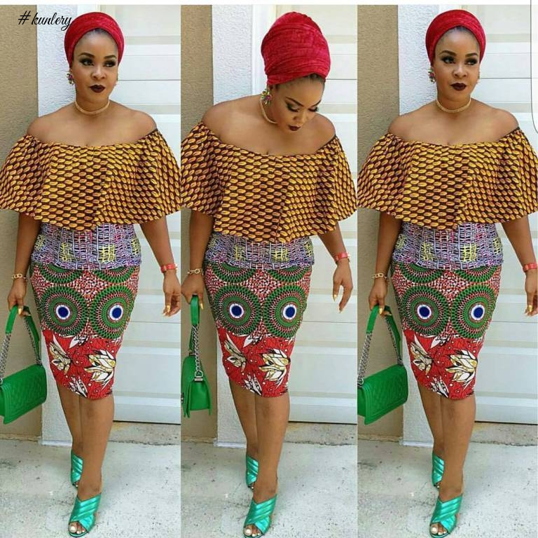 MIX AND MATCH YOUR WAY TO A FABULOUS ANKARA STYLE
