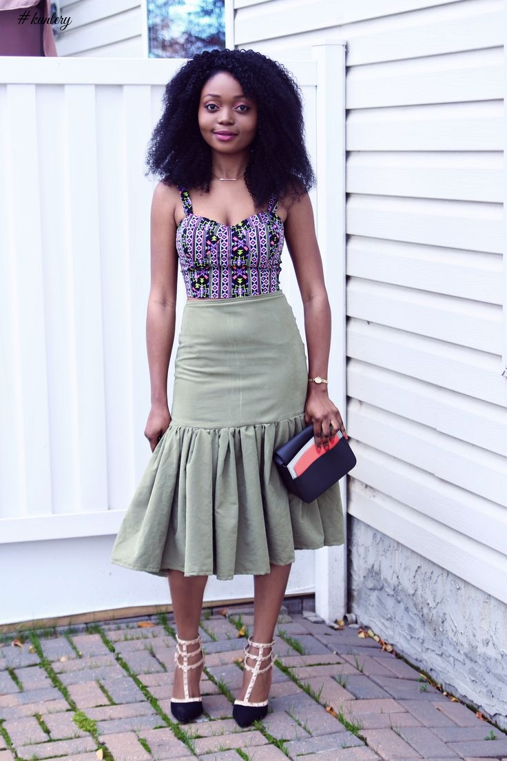 INSPIRING CASUAL ANKARA STYLES TO ROCK THIS WEEKEND