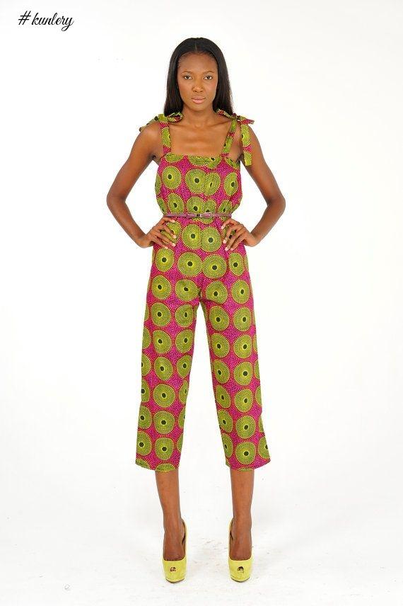 Ankara Jumpsuit Styles Youll Need This Season