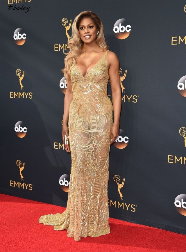 Lovely Dresses From The 68th Primetime Emmy Awards