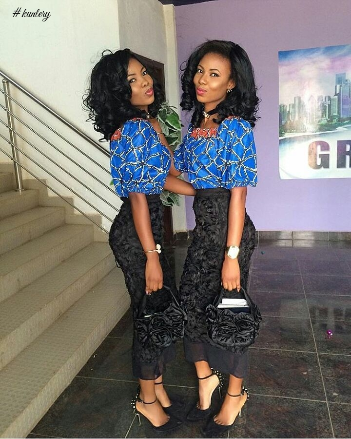 STYLISH AND VIBRANT ANKARA STYLES PERFECT FOR SLAYING THESE SEASON