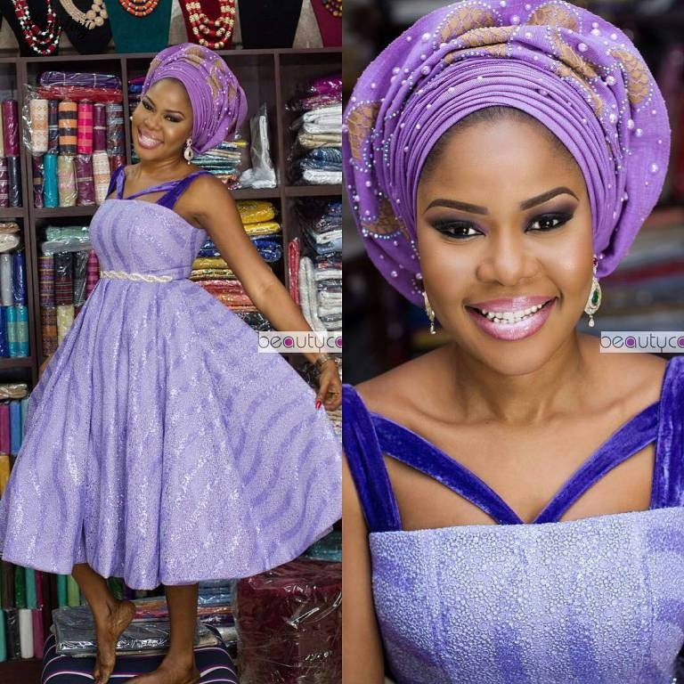 TURN HEADS THIS WEEKEND IN STUNNING LATEST ASO EBI STYLES