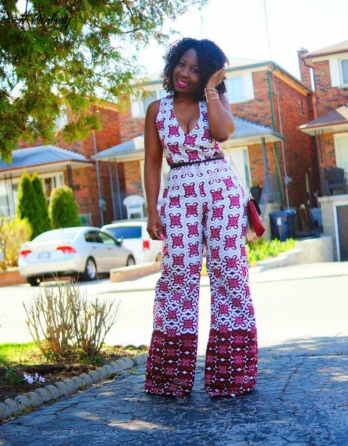 Jumpsuit Galore! Love Prints? Love Jumpsuits? Then You Would Love This