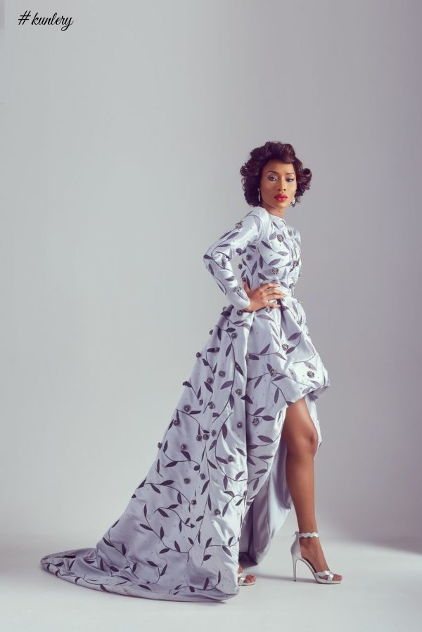 SEVON DEJANA PRESENTS IT'S MYSTERY COLLECTION LOOKBOOK