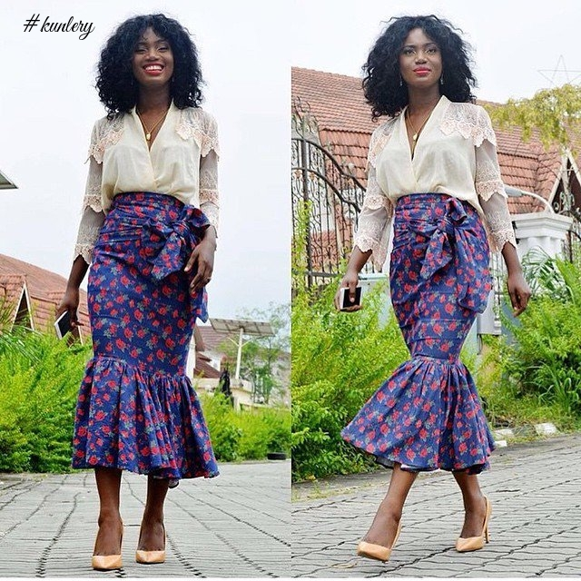 ANKARA STYLES TO SPRUCE UP YOUR FASHION LOOKS