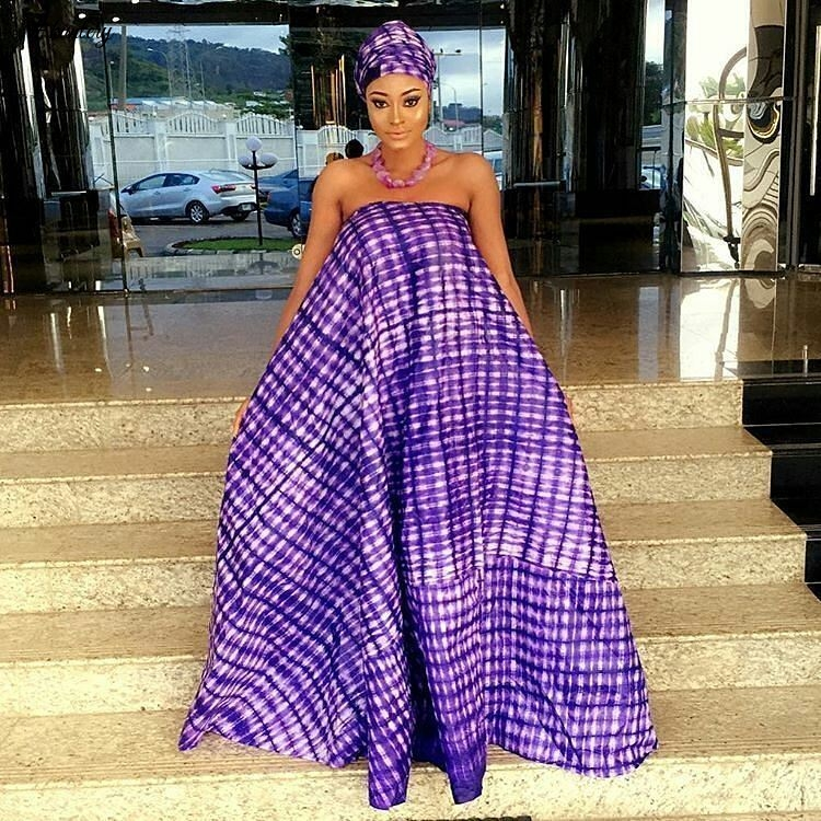 ASO EBI STYLES FOR EXPECTANT MUMS