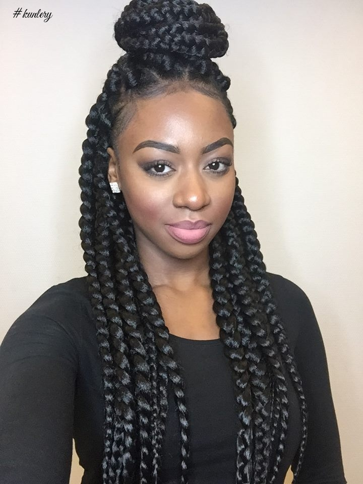 6 TRAVEL HAIRSTYLES FOR BLACK WOMEN