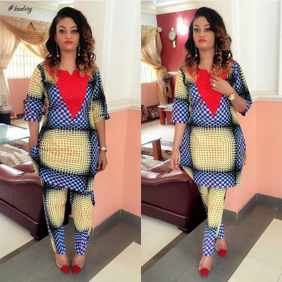 STATEMENT ANKARA STYLES YOU CAN NEVER REGRET HAVING IN YOUR WARDROBE