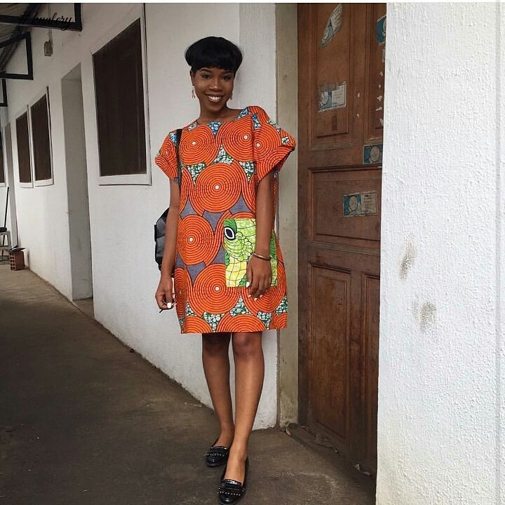 ANKARA CASUAL STYLES FOR CASUAL OUTINGS