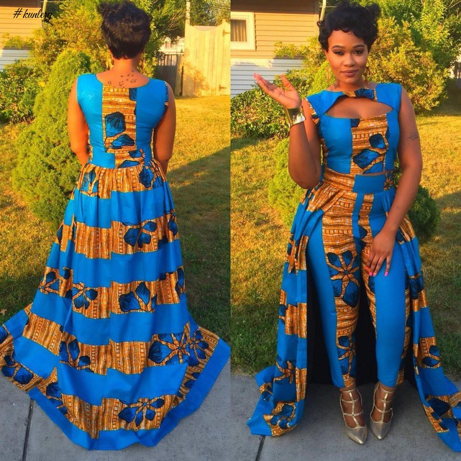 ANKARA STYLES FOR THE BIRTHDAY GIRL