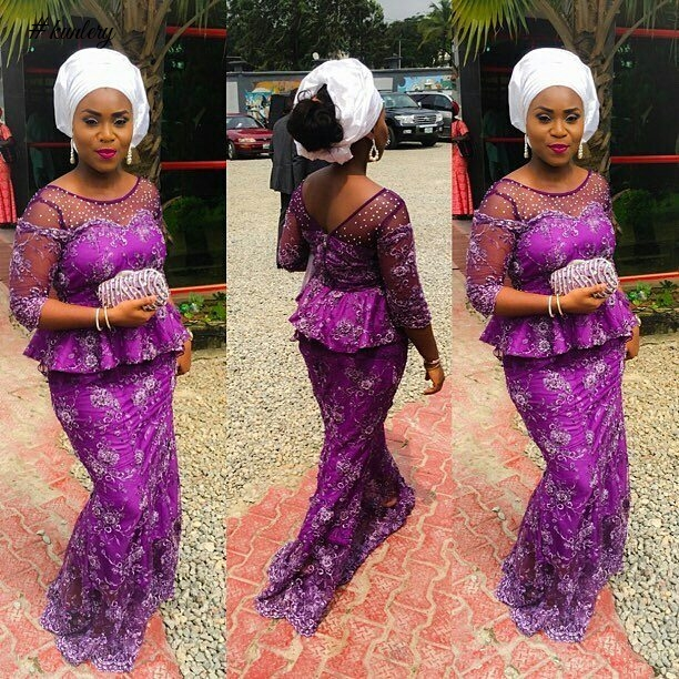 "ASO EBI STYLES FOR THE LAGOS ""SISI EKO'S"""