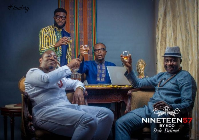 Ghanaian Menswear Brand Nineteen57 by KOD Presents The Evolution Collection