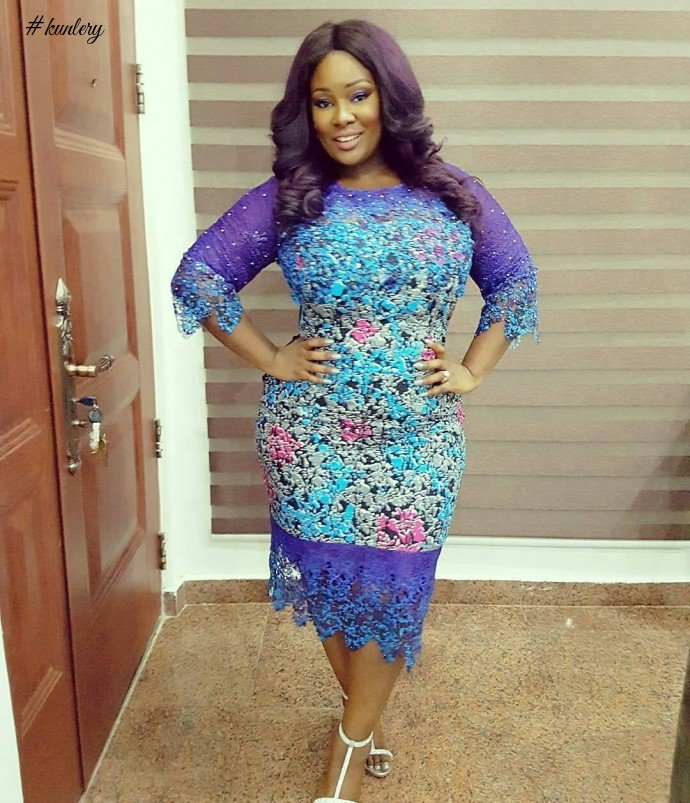 THE NOTEWORTHY PLUS-SIZE ANKARA OUTFITS TO ROCK