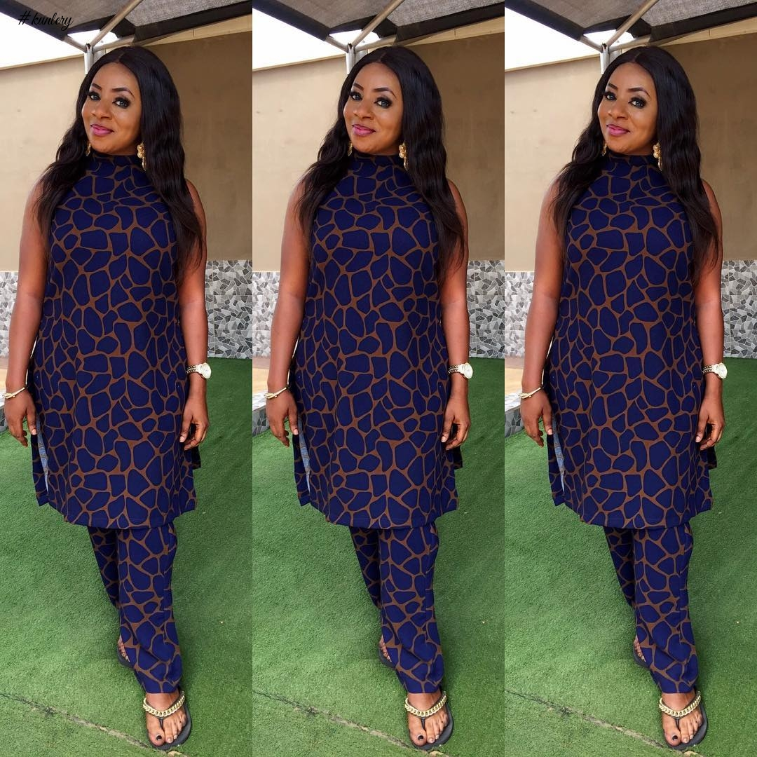 Trendy Latest Ankara Styles For The Weekend
