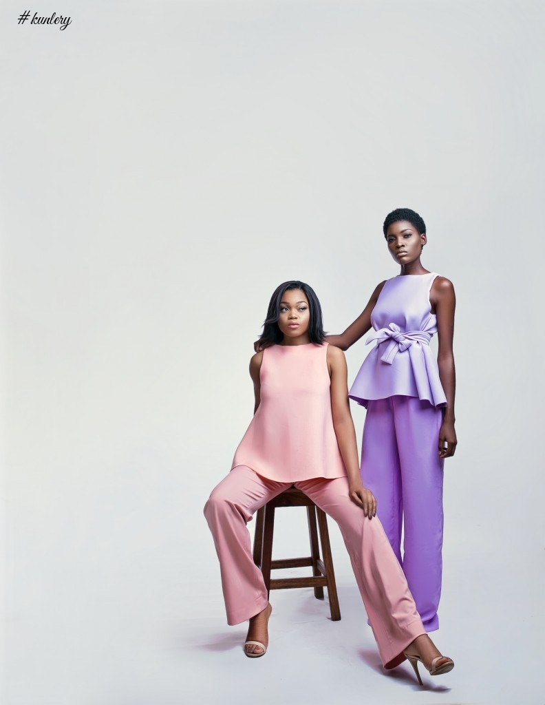 Emerging Nigerian Fashion Brand Belangelique Presents 'Bel-First Rise of Woman' Lookbook