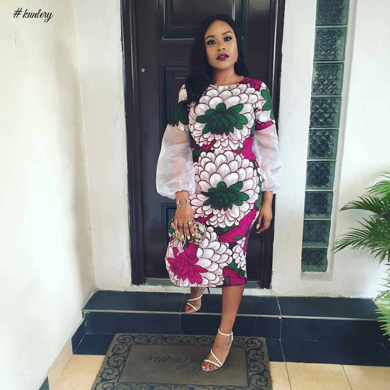SUPER STYLISH ANKARA YOU CAN ROCK TO WORK