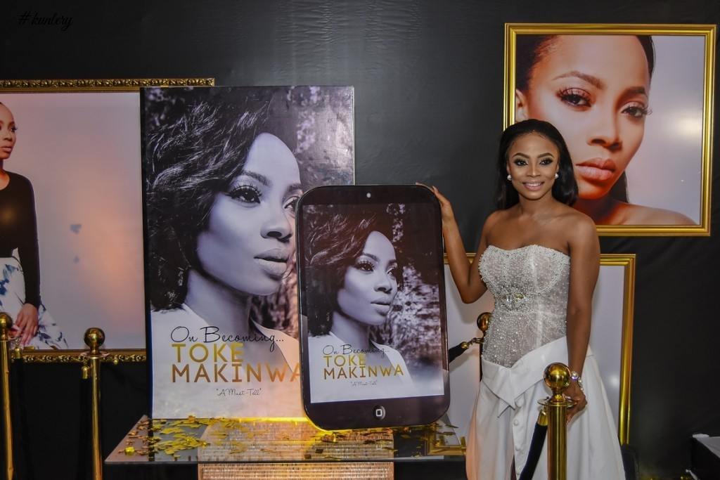 FASHION STYLES COLLECTION Toke Makinwa's 'On Becoming' Launch- Photos!