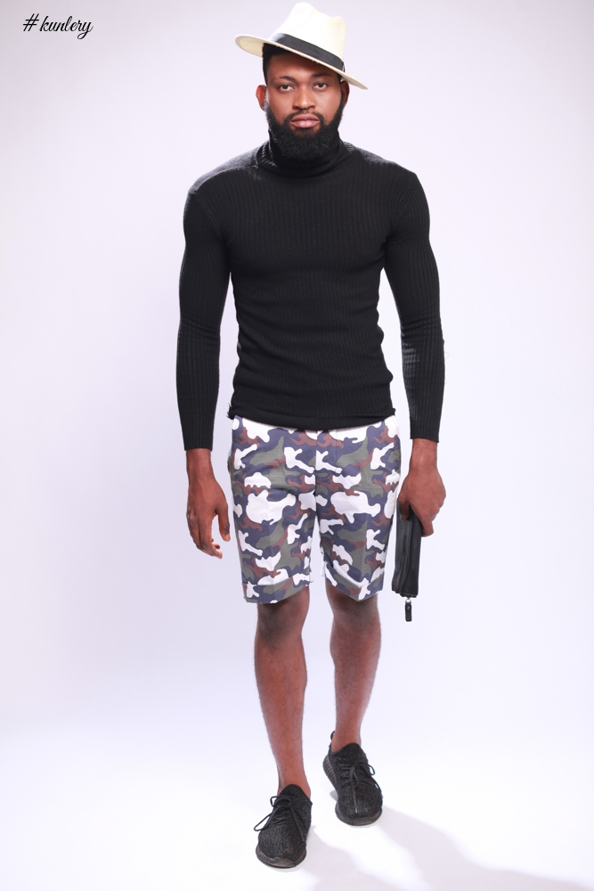 "Menswear Brand NVO Apparel Lagos Presents ""The Triad by NVO"" Collection"
