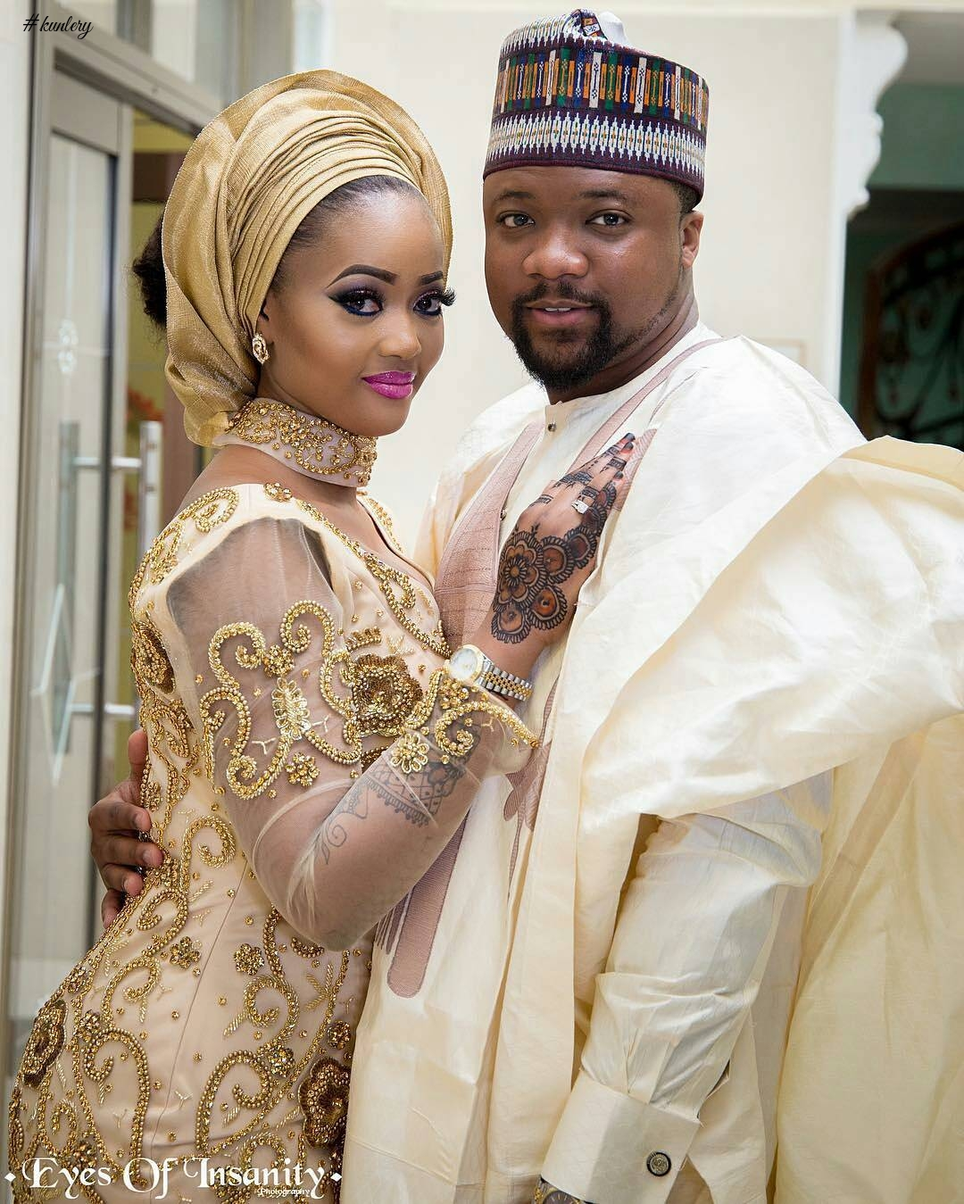 The Hausa Fulani Wedding Of Aisha And Abdul